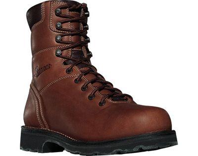 Danner Boots Danner Workman Boot Style 8 Inch Men Boots 16005