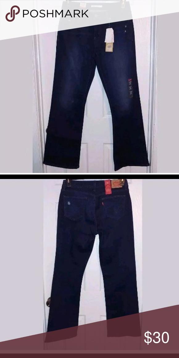 9c435cc1005 I just added this listing on Poshmark: Levi's 529 Womens Mid Rise Bootcut  Jeans Size 12 M. #shopmycloset #poshmark #fashion #shopping #style #forsale  ...