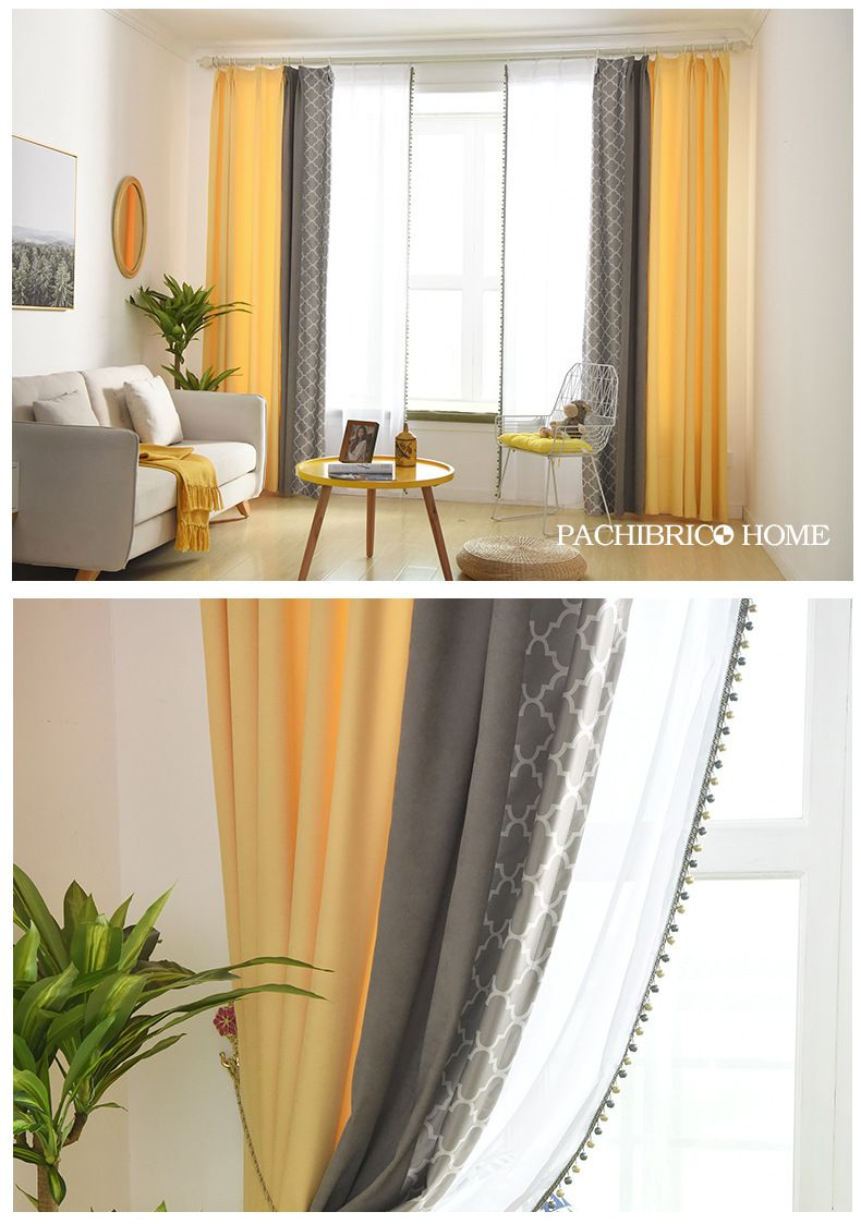 Blackout Luxury Curtains For Modern Curtains Bedroom Curtains Living Room Window Curtain Drape Window Curtains Living Room Living Room Windows Luxury Curtains