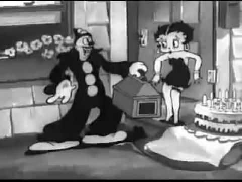 Betty Boop - Betty Boop's Birthday Party - 1933