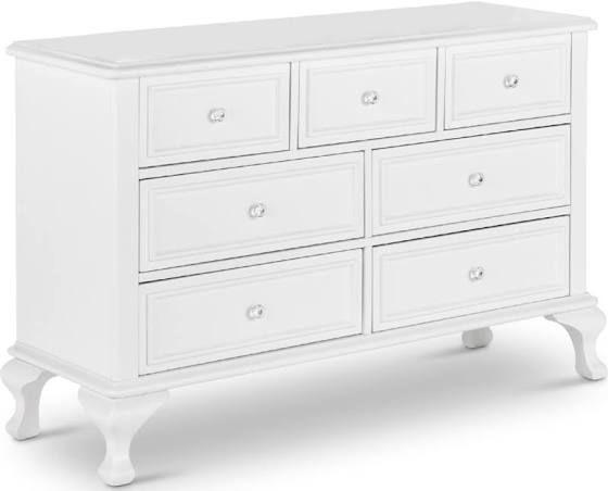 Nursery Dresser White