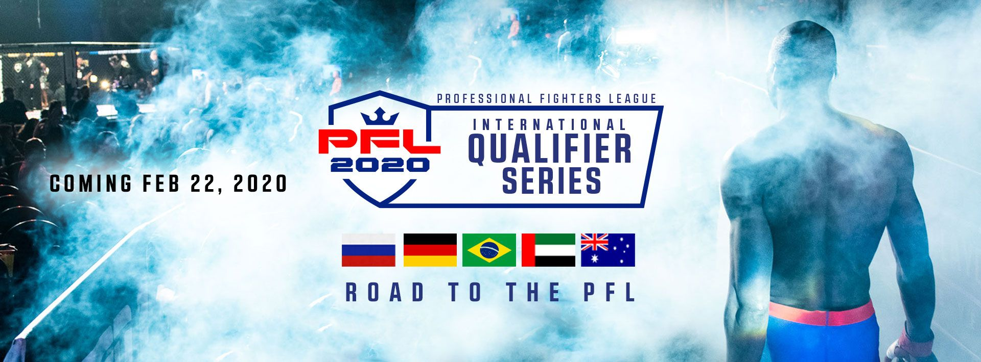 Pfl International Qualifier Series Awarding Pfl Contracts To The