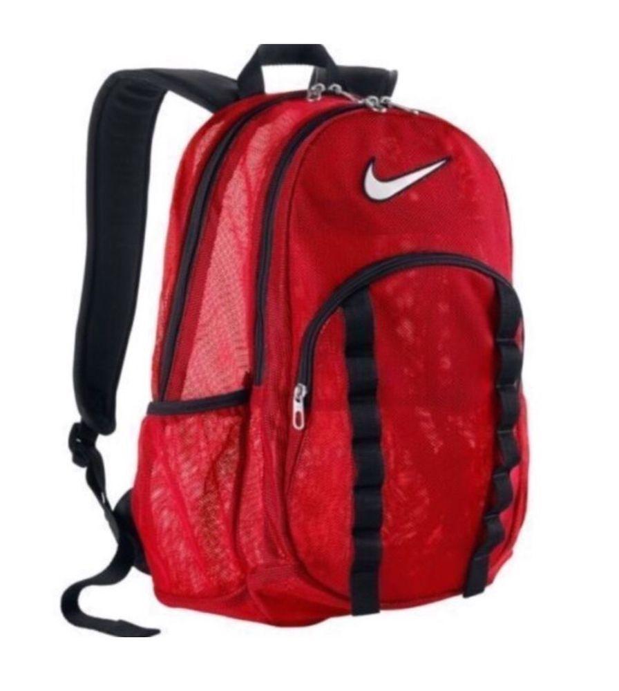 5b82775dc4f1 Mesh School Backpacks Nike- Fenix Toulouse Handball