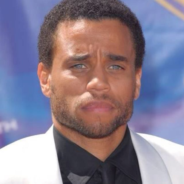 Michael Ealy Black Male Actor With Blue Eyes Natural Or