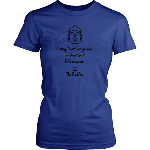 Buddha/Compassion Women's T-Shirt