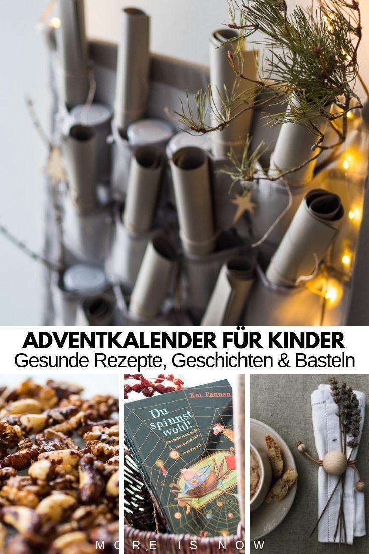 Die sinnstiftende Adventkalender Füllung für Kinder und so unverschämt gesund kommt die auch noch daher plus ho, ho, ho Nikolo!