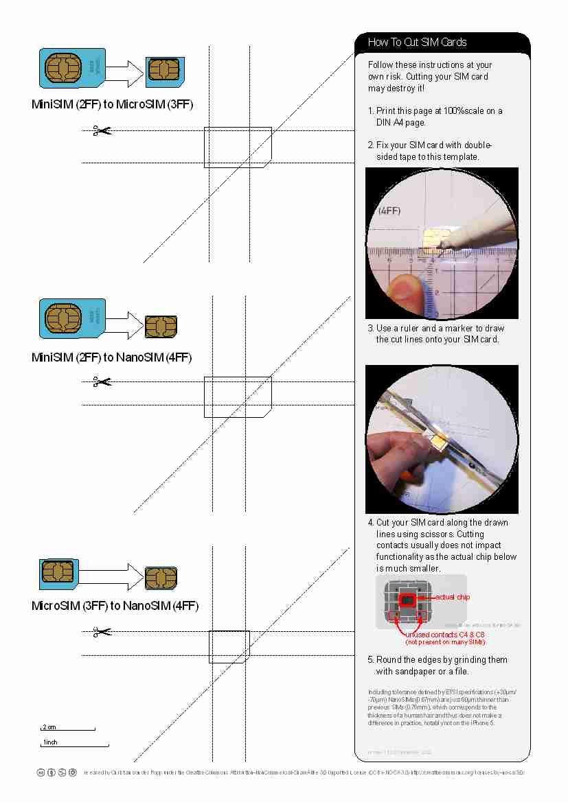 9 10 Micro Sim To Nano Sim Template In 2020 Templates Business Plan Template Free Business Card Templates