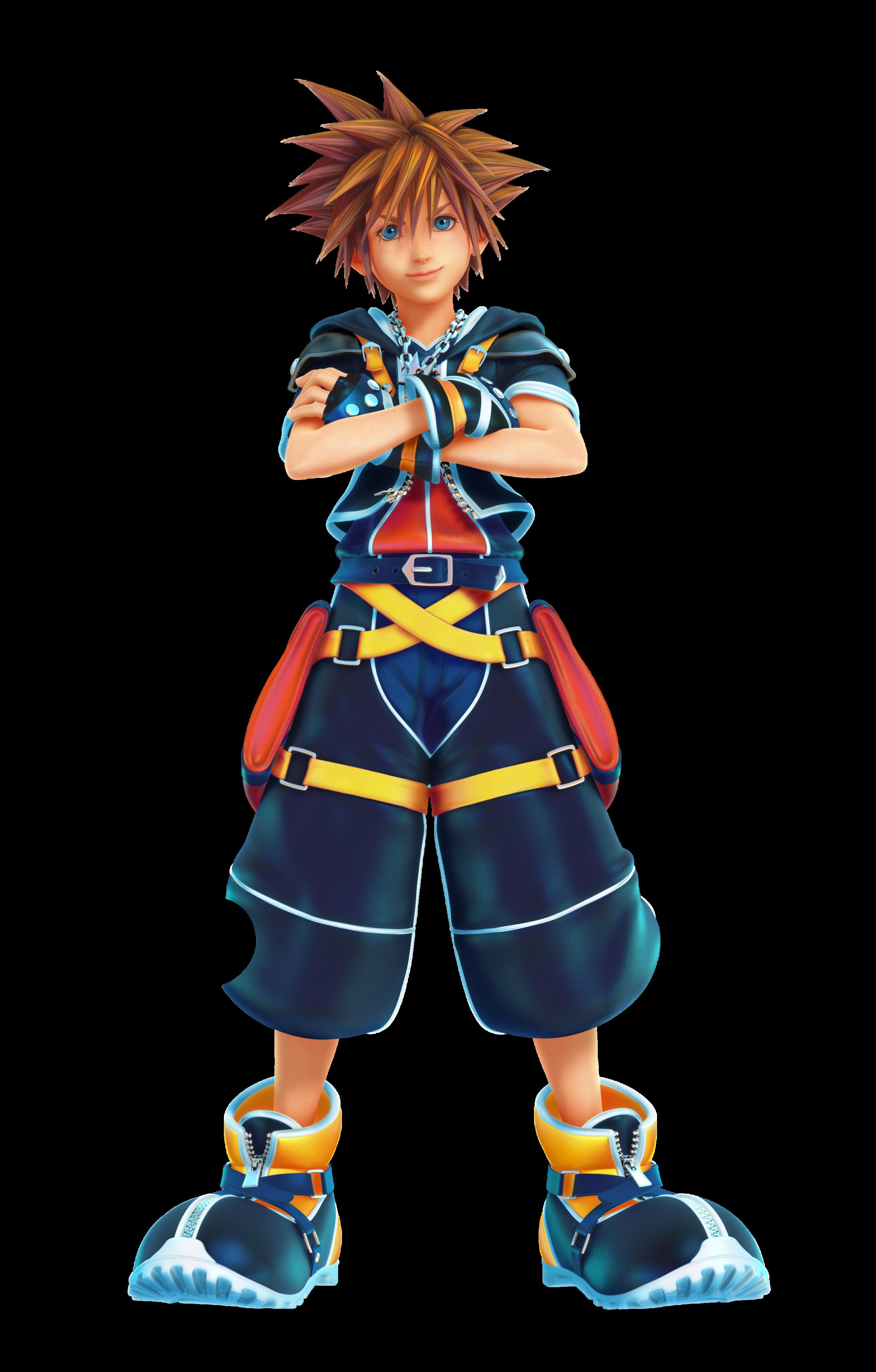 Sora Kingdom Hearts 2 Sora Kingdom Hearts Kingdom Hearts Characters Kingdom Hearts