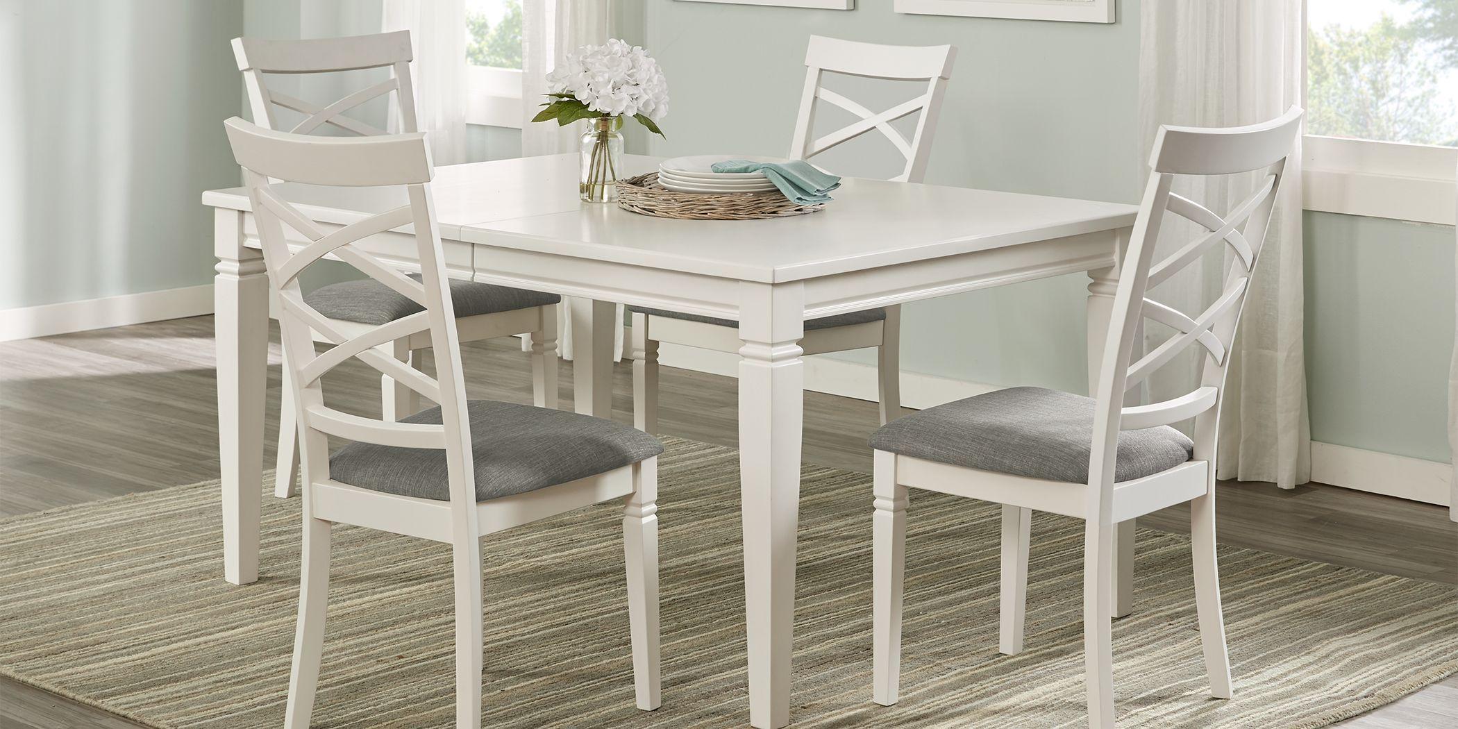 Rooms To Go White Kitchen Table