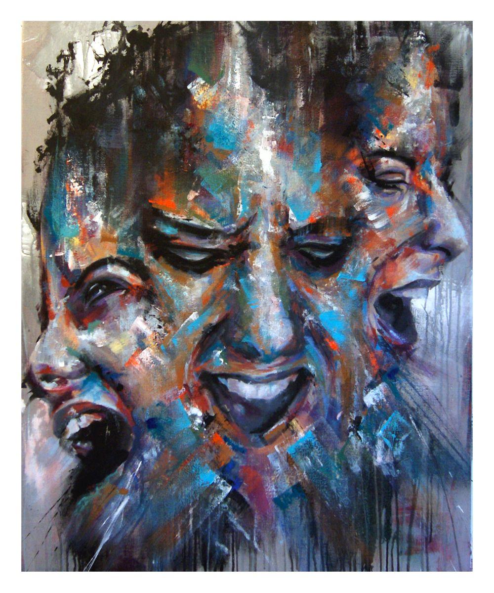 Antoine Stevens © #antoinestevens #streetart #pochoir # ...