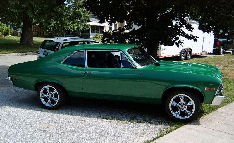 1964 Chevrolet Nova Hatchback Green Google Search