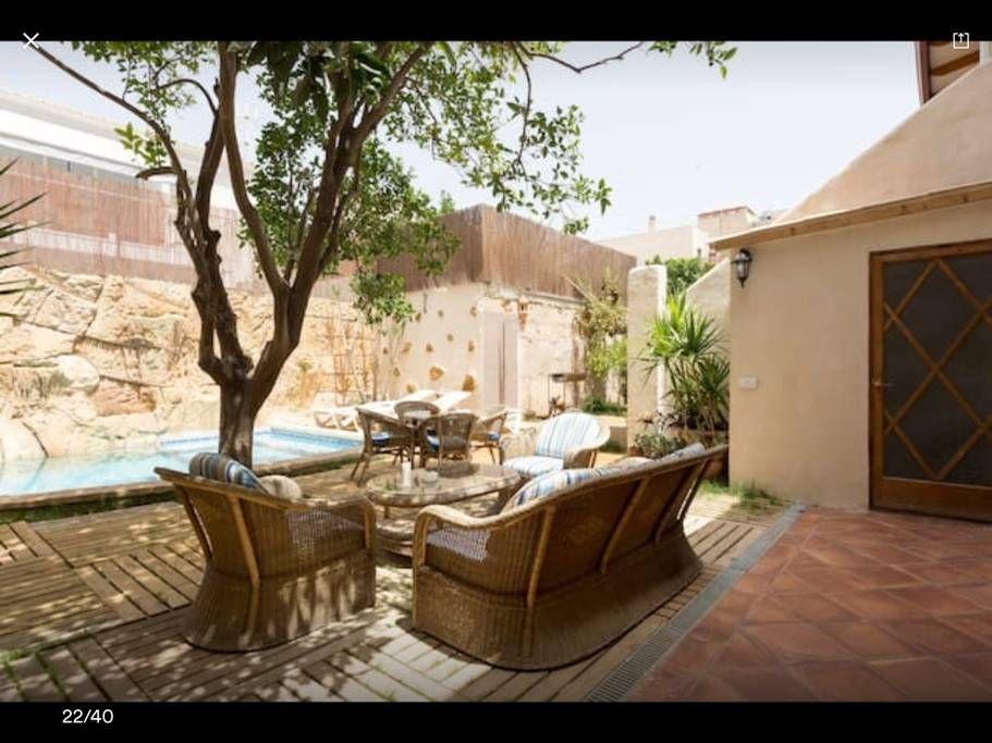 Ganze Unterkunft in Palma, ES. Romantica location a due