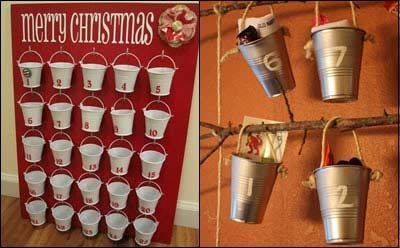 Avvento bambini ~ Calendario dell avvento alternativo f nadal calendari advent