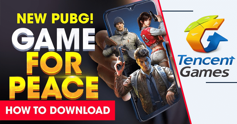 How To Download And Install The Game For Peace Battle Royale Game Install Game The Creator