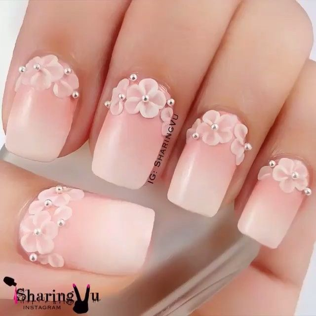 Pin by alice jorgensen on toes and fingersnnd fingers easy nail designs for beginners that are so cute and simple that you can do it yourself solutioingenieria Choice Image