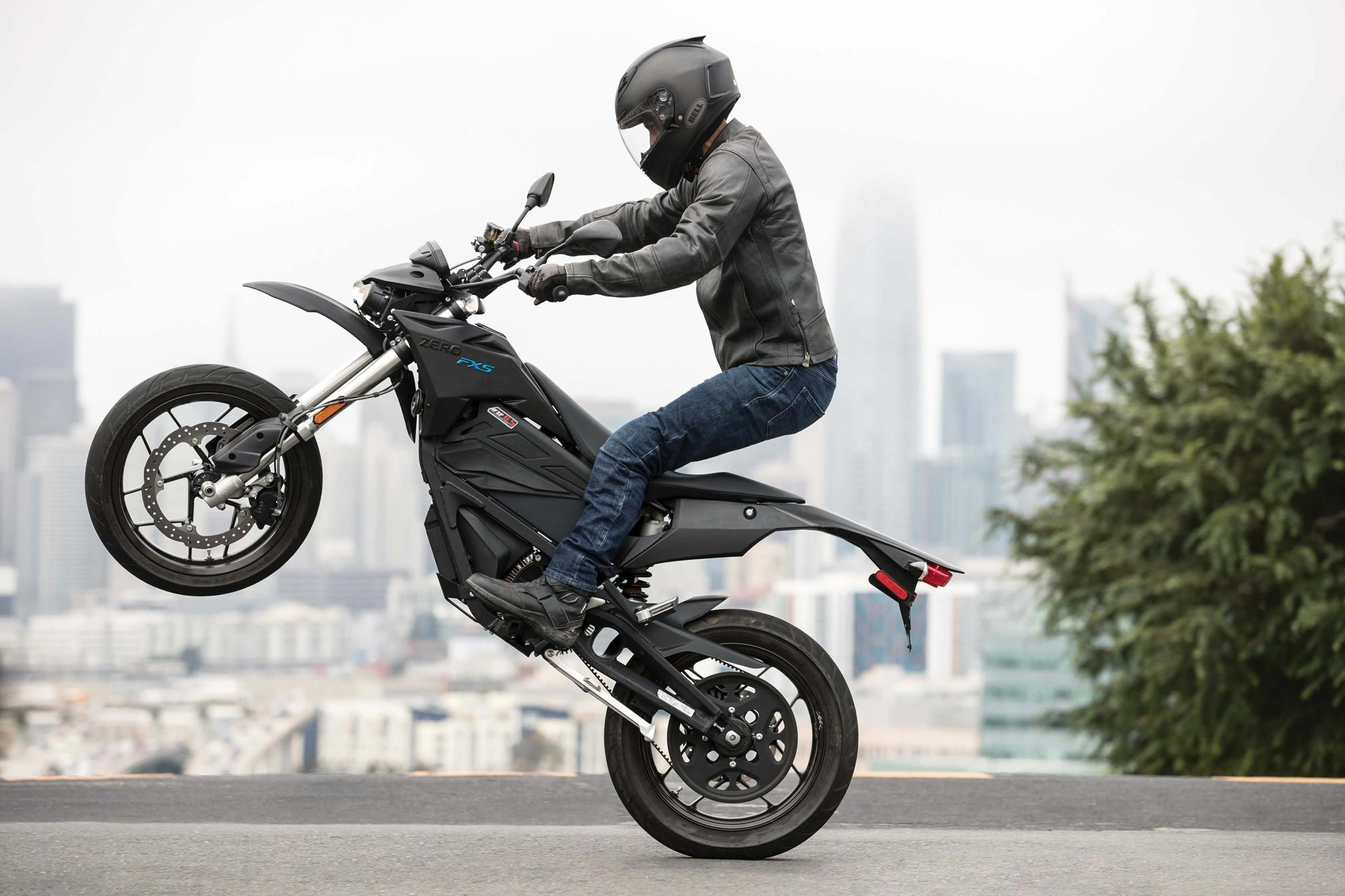 2018 Zero Fx Review With Images Zero Electric Motorcycles