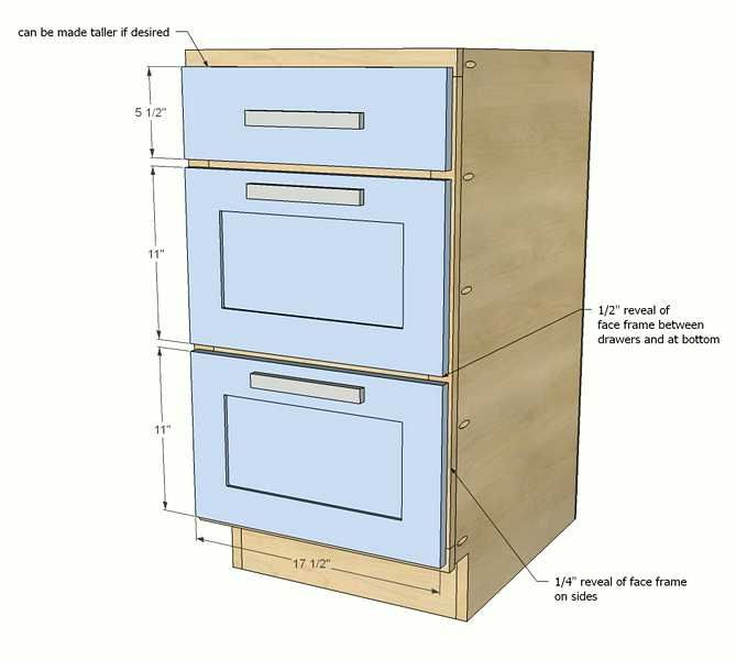How To Measure For Kitchen Cabinets (with Pics)   Building ...