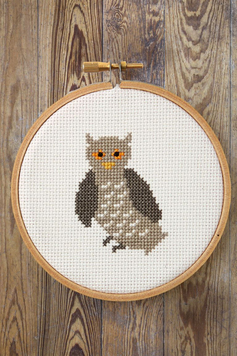 Free and easy printable crossstitch patterns and templates from
