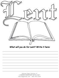 lent coloring sheets - Google Search | I <3 Jesus | Coloring ...