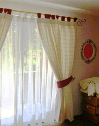 Presillas de colores soledadcortinas - Colores de cortinas ...