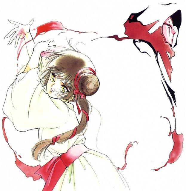 Narumi Kakinouchi - Vampire Princess Miyu | anime | Pinterest