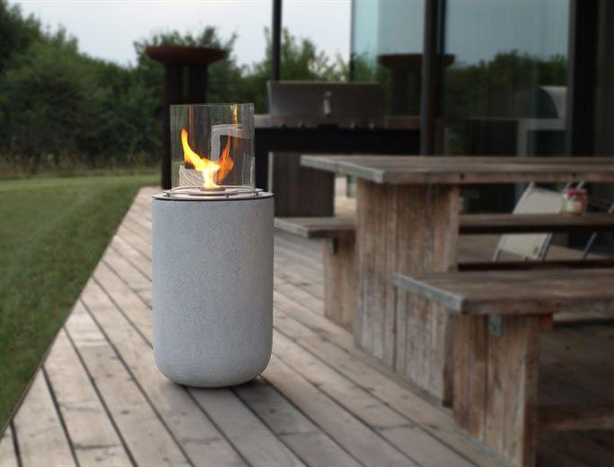 14 Designer-Feuerschalen für den Garten | Outdoor places ...