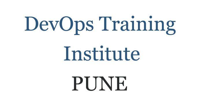 Best DevOps training Institute in Pune  Find best devops