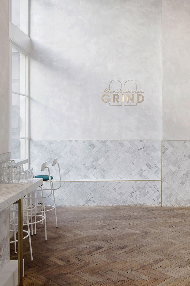 Royal Exchange Grind (The Design Chaser) | Studio, Cafes and Bar