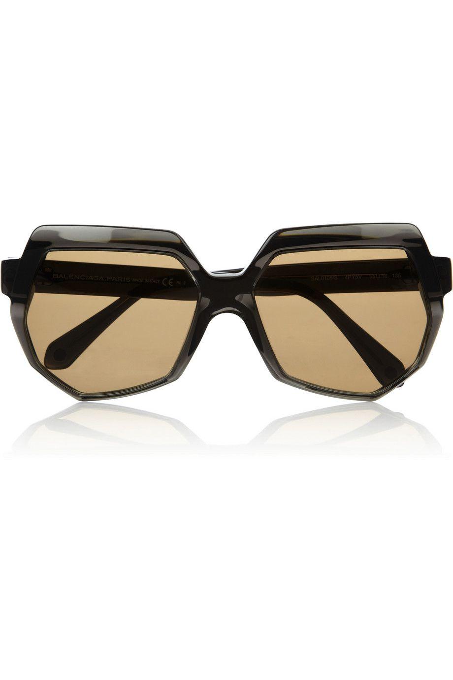 9f5664a6e7615 Balenciaga Square-frame acetate sunglasses - 65% Off Now at THE OUTNET  Venda De
