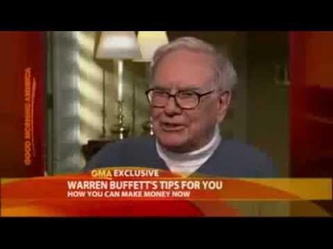 Cara warren buffett trade forex