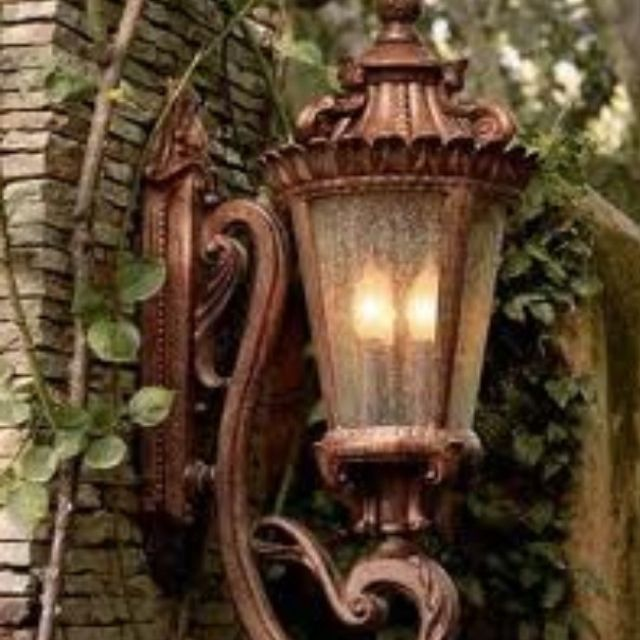 Tuscan Style Lighting I Love It Tuscan Decorating