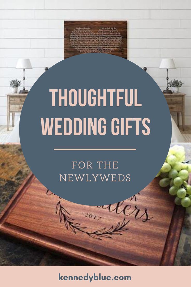 15 sentimental wedding gifts for the couple thoughtful