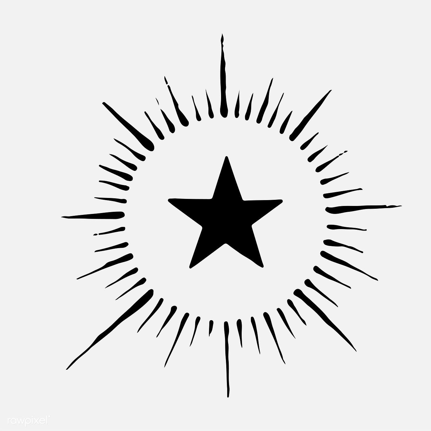 Star Of Bethlehem Vector Free Image By Rawpixel Com Star Of Bethlehem Star Illustration Star Images