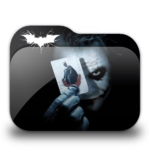 batman ace Folder icon, Icon, Png