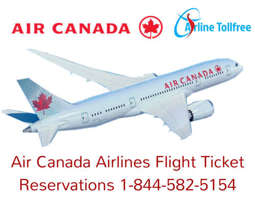 Air Canada Airlines Flight Ticket Booking Phone Number 1