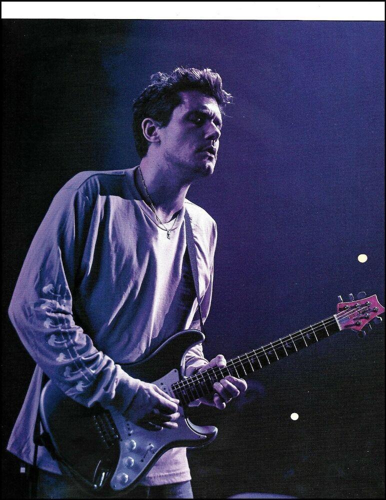 Pin On John Mayer Advertisement Pin Up Photo
