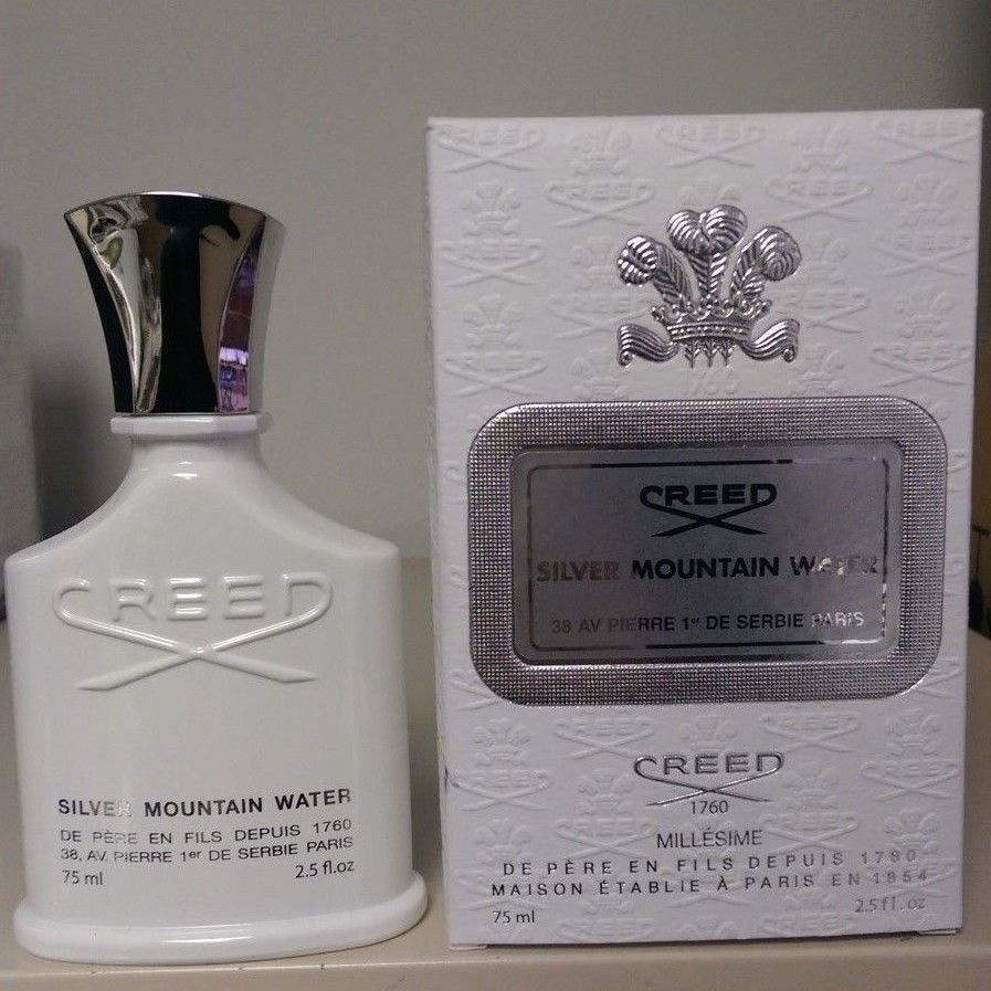 Creed Silver Mountain Water Millesime Eau De Parfume Onsale Fragrance Perfume Ebay Shop Buy Creed Perfume Perfume Eau De Parfum