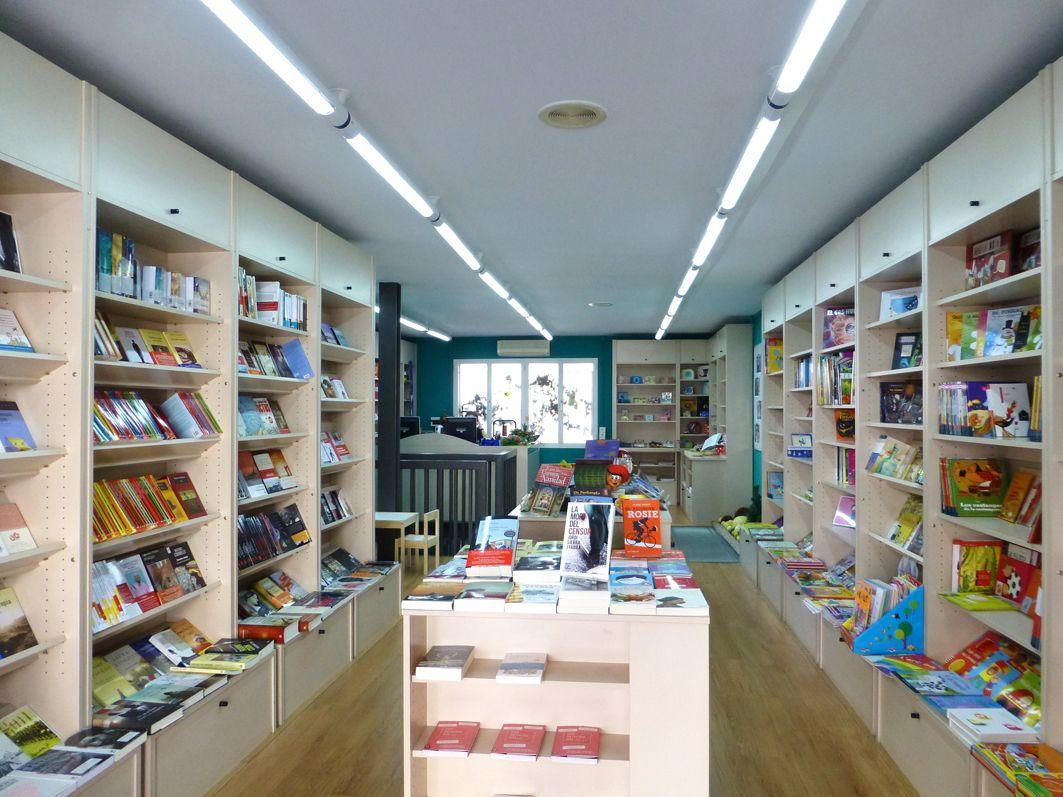Els Nou Rals, punto de venta de Kireei y Batiscafo en Viladecans, Barcelona