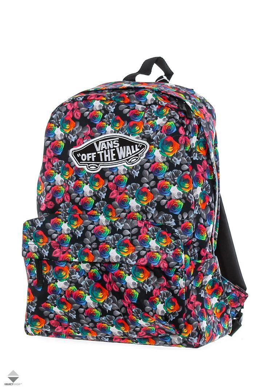 8cdcb40016de56 Plecak Vans Realm Backpack 22L
