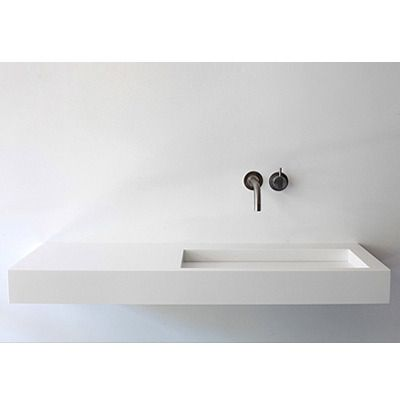 Not Only White Kuub – Badkamer Wastafels E1805 | Bathroom sinks ...