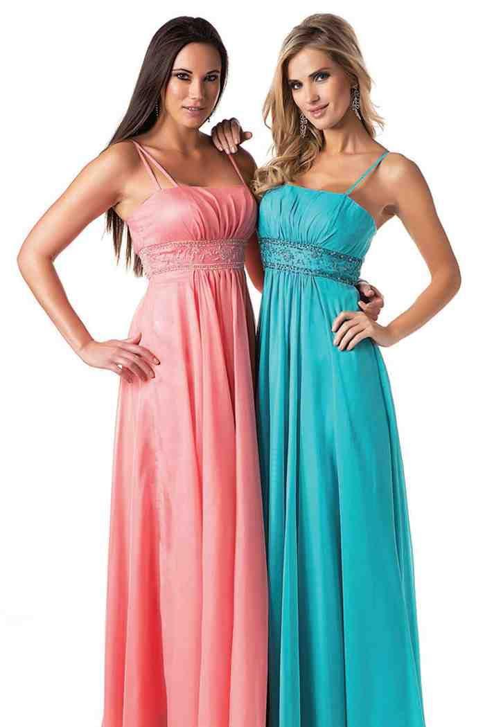 Pink And Blue Bridesmaid Dresses | dresses | Pinterest | Teal ...