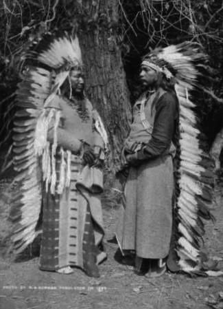 Cayuse New Reproducion Of A Vintage Native American Indian Photograph
