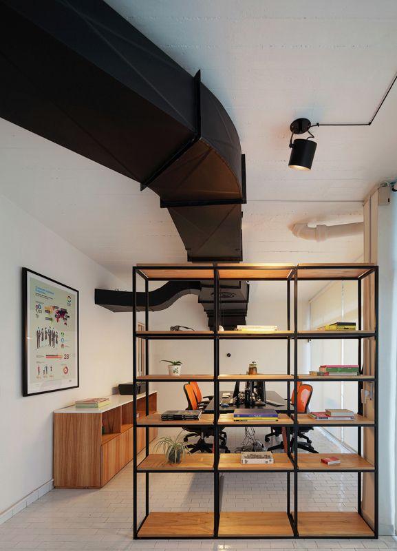 Gallery - DHNN Creative Agency Offices / Dynamo™ - 9 & Gallery of DHNN Creative Agency Offices / Dynamo™ - 9 | Home ...