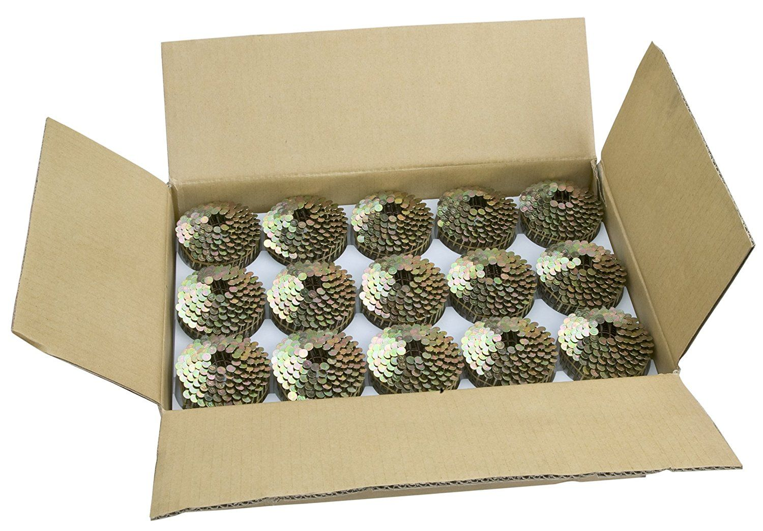 Grizzly G6774 1 15 Deg Coil Galvanized Roofing Nails 7200 Pc You Can Find More Details By Visiting The Image Link Roofing Nails Galvanized Roofing Roofing