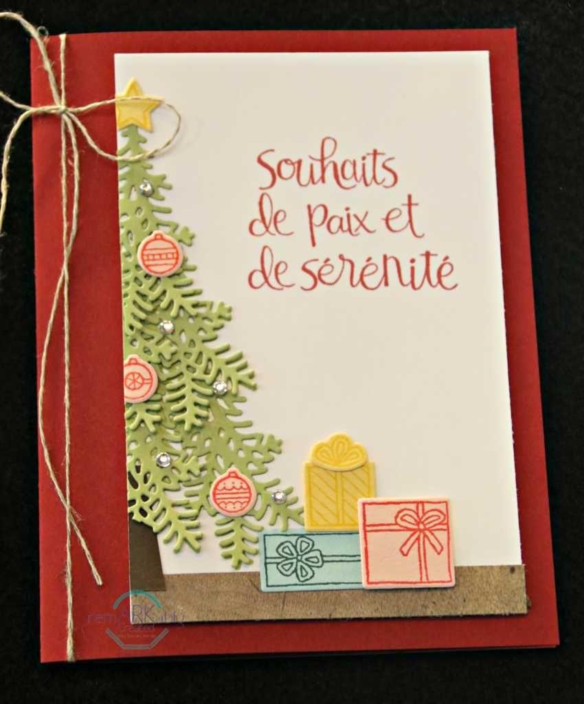 Stampin Up Holiday Catalog Samples Part Iv Catalog Holidays And