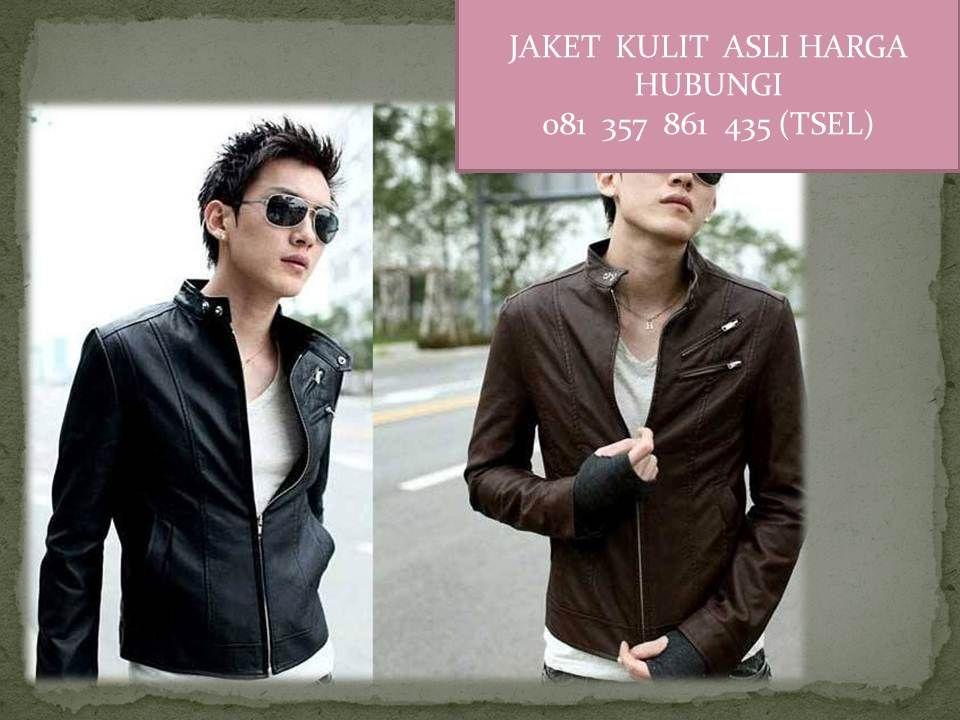 jaket kulit asli pria f86614b25f