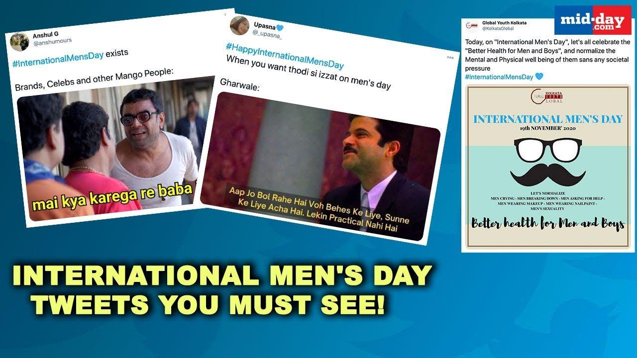International Men S Day Reactions You Must See Twitter Memes Go Viral In 2020 Memes International Men S Day Viral