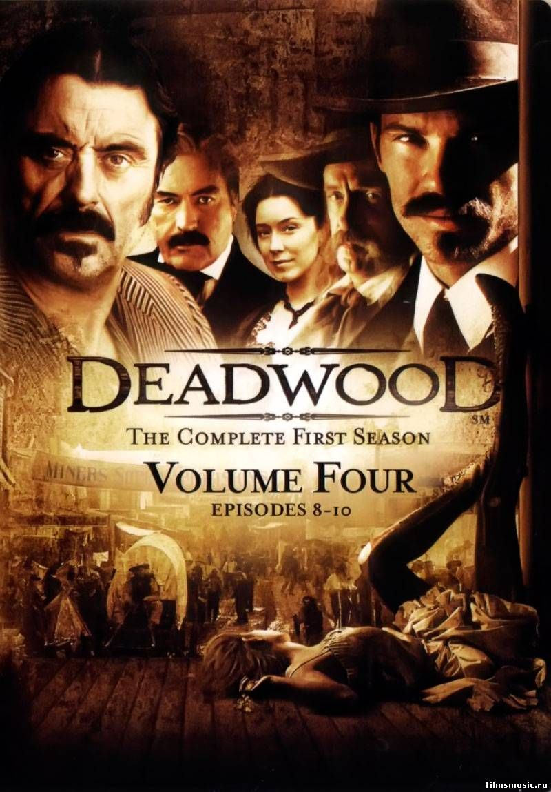 Deadwood (20042006) Today is the future of yesterday