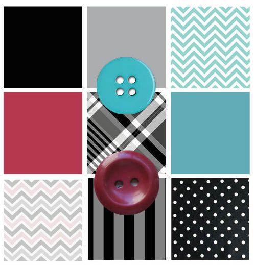 Possible colour scheme for project