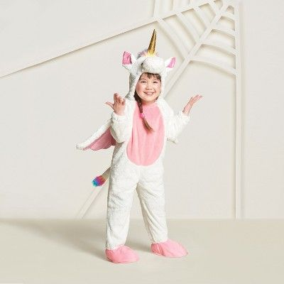 60eea2750183 Baby Plush Unicorn Halloween Costume 12-18M - Hyde and Eek! Boutique™ :  Target